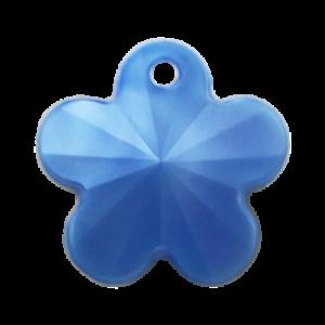 Pietra Pendente Fiore Light Sapphire Pearl MA05-P4 - Crystal Stones