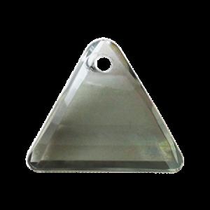 Pietra Pendente Triangolo Satin MA08-27X - Crystal Stones