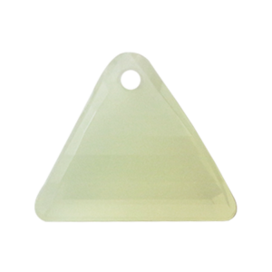 Pietra Pendente Triangolo Jonquil Opal MA08-H10X - Crystal Stones