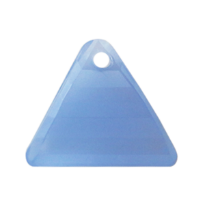 Pietra Pendente Triangolo Light Sapphire Opal MA08-H15X - Crystal Stones