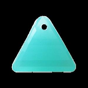 Pietra Pendente Triangolo Pacific Opal MA08-H17X - Crystal Stones