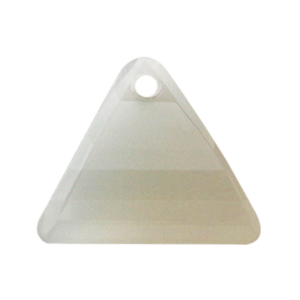 Pietra Pendente Triangolo Crystal Silver Opal MA08-H19X - Crystal Stones