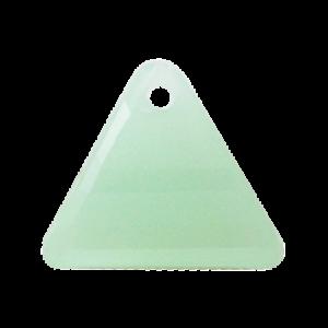 Pietra Pendente Triangolo Mint Opal MA08-H30X - Crystal Stones