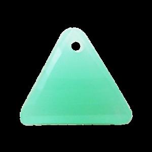 Pietra Pendente Triangolo Chrysolite Opal MA08-H31X - Crystal Stones