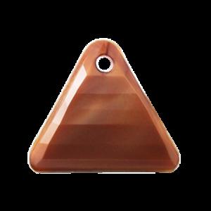 Pietra Pendente Triangolo Brown Pearl MA08-P12 - Crystal Stones
