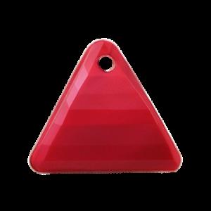 Pietra Pendente Triangolo Siam Pearl MA08-P18 - Crystal Stones