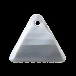 Pietra Pendente Triangolo Gray Pearl MA08-P35 - Crystal Stones