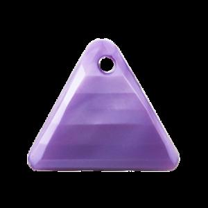 Pietra Pendente Triangolo Tanzanite Pearl MA08-P5 - Crystal Stones