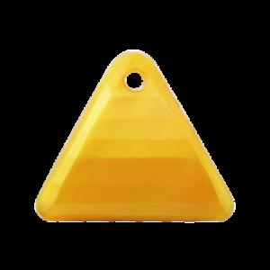 Pietra Pendente Triangolo Sun Pearl MA08-P7 - Crystal Stones
