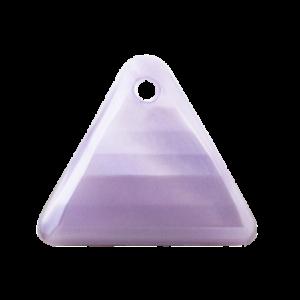 Pietra Pendente Triangolo Violet Pearl MA08-P9 - Crystal Stones