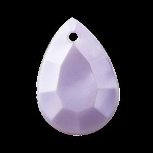 Pietra Pendente Goccia Violet Pearl MA10-P9 - Crystal Stones