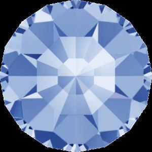 Round Chaton CB - Crystal Stones - Pietra Conica Tonda Light Sapphire - 139