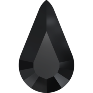 Fancy stone - Crystal Stones - Pietra di Forma Goccia Jet Black - 103