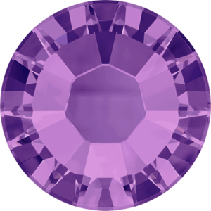 Flatback Pietra Termoadesiva Hotfix Tanzanite 133 - Xilion 2038 - Crystal Stones