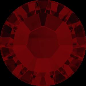 Flatback Pietra Termoadesiva Hotfix Siam 105 - Xilion 2038 - Crystal Stones