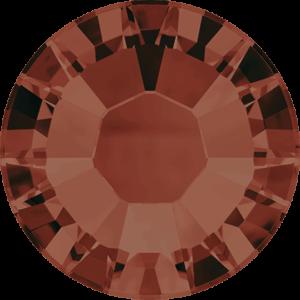 Flatback Pietra Termoadesiva Hotfix Smoked Topaz 108 - Xilion 2038 - Crystal Stones