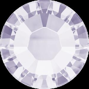 Flatback Pietra Termoadesiva Hotfix White Opal 128 - Xilion 2038 - Crystal Stones