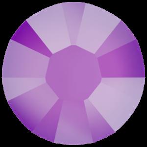 Flatback Pietra Termoadesiva Hotfix Crystal Electric Violet - Xilion 2038 - Crystal Stones