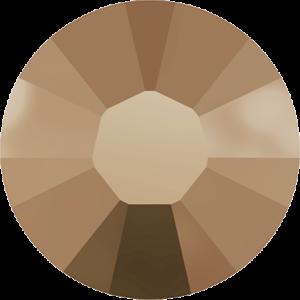 Flatback Pietra Termoadesiva Hotfix Rose Gold - Xilion 2038 - Crystal Stones