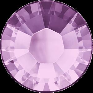 Flatback Pietra Termoadesiva Hotfix Light Amethyst 148 - Xilion 2038 - Crystal Stones